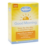 Hyland's Good Morning Tablets- 50 ea