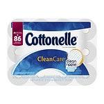 Cottonelle CleanCare Family Roll Toilet Paper- 36 ea