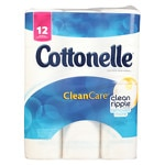 Cottonelle Clean Care Big Roll Toilet Paper- 12 ea