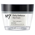 Boots No7 Early Defence Day Cream SPF 30- 1.69 oz