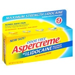 Aspercreme Creme with Lidocaine- 4.7 oz