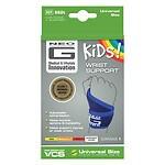 Neo G Kids Wrist Support, Blue- 1 ea