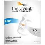Theravent Lite Pack- 20 ea