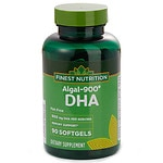 Finest Nutrition DHA V/S 300 mg Softgels- 90 ea