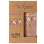 SheaMoisture Baby Nighttime Soothing Chest Rub, Manuka Honey & Provence Lavender- 1.7 oz