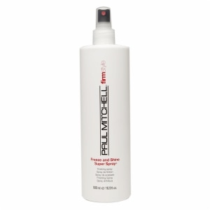 Paul Mitchell Freeze and Shine Super Spray- 16.9 fl oz