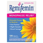 Enzymatic Therapy Remifemin Menopause, Estrogen Free, Tablets- 120 ea