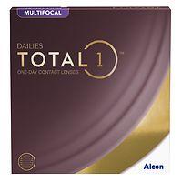 Dailies Total 1 Multifocal 90pk Contact Lens- 90 lenses per box