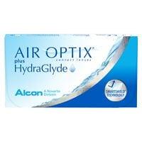 Air Optix with Hydraglyde Contact Lens- 6 lenses per box
