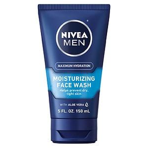 Nivea Men Moisturizing Face Wash Deep Cleansing Formula