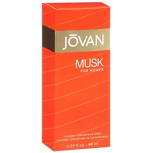 Jovan Cologne Concentrate Spray- 3.25 fl oz