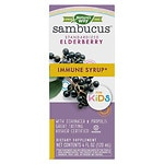 Nature's Way Sambucus for Kids, Berry Flavored, Elderberry- 4 fl oz