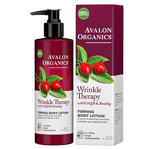 Avalon Organics Wrinkle Therapy Firming Body Lotion