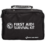 First Aid Only First Aid and Survival Kit, 168 pieces