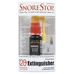 SnoreStop Extinquisher, Homeopathic Anti-Snoring Oral Spray