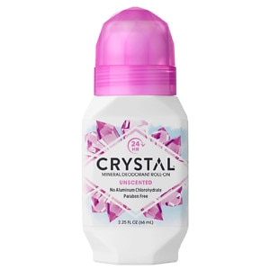 Crystal Roll-On Deodorant- 2.25 oz