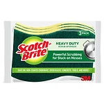 Scotch-Brite Heavy Duty Scrub Sponges