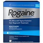 Men's Rogaine Extra Strength Hair Regrowth Treatment, 3 Month