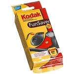 Kodak Fun Saver 35mm Single-Use Camera with Flash- 1 ea