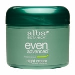Alba Botanica Natural Even Advanced Sea Plus Renewal Night Cream