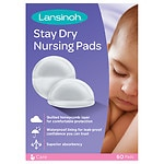 Lansinoh Disposable Nursing Pads- 60 ea