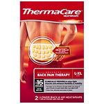 ThermaCare Air-Activated Heatwraps, Back & Hip, Large/Extra Large- 2 ea