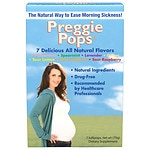 Preggie Pops All Natural Morning Sickness Lollipops- 7 ea