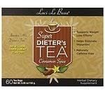 Laci Le Beau Super Dieter's Tea Bags, Cinnamon Spice