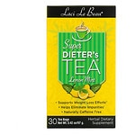 Laci Le Beau Super Dieter's Cleanse Tea Bags, Lemon Mint