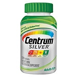 Centrum Silver Multivitamin, Tablets- 220 ea