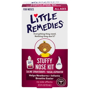 Little Noses Stuffy Nose Kit- 1 kit