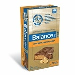 Balance Bar GOLD Nutrition Bar with Three Indulgent Layers, Chocolate Peanut Butter