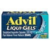 Advil Solubilized Ibuprofen Capsules, 200mg, Liquid Filled Capsules
