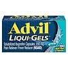 Advil Solubilized Ibuprofen Capsules, 200mg, Liquid Filled Capsules- 160 ea