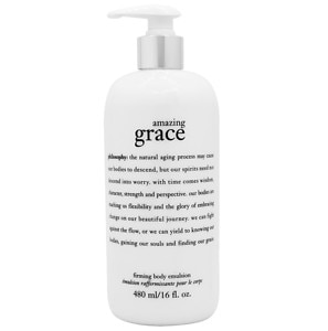 philosophy amazing grace firming body emulsion- 16 oz