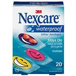 Nexcare Waterproof Tattoo Bandages- 20 ea