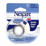 Nexcare First Aid Tape with Dispenser, Gentle Paper, 3/4 in. x 288 in.