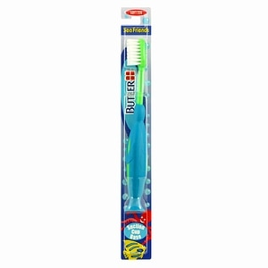 G-U-M Sea Friends, Soft Toothbrush for Kids, 220RB