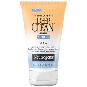 Neutrogena Deep Clean Gentle Scrub, Oil Free
