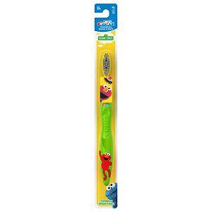Crest Kids Sesame Street Soft Bristles Toothbrush