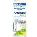 Boiron Value Pack! Arnica Pain Relieving Gel Plus Free Blue Tube