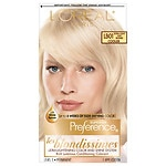 L'Oreal Superior Preference Les Blondissimes Fade Resistant Colorant, Extra Light Ash Blonde LB01