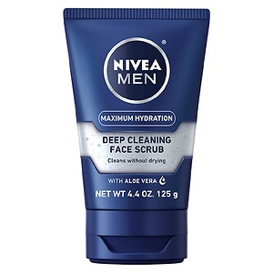 Nivea Men Energy Face Scrub- 4.4 oz