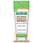 TheraBreath Naturally Oxygenating Toothpaste with Fluoride
