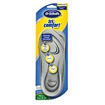Dr. Scholl's Tri-Comfort Inserts, Men's Sizes 8-12