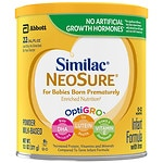 Similac Expert Care NeoSure, Infant Formula with Iron, Powder- 13.1 oz