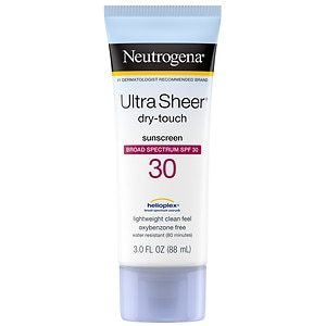 Neutrogena Ultra Sheer Dry-Touch Sunblock SPF 30
