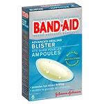 Band-Aid Advanced Healing Blister, Cushions- 6 ea