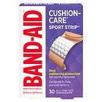 Band-Aid Sport Strip Bandages, Extra Wide- 30 ea