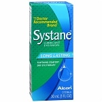 Systane Lubricant Eye Drops- 1 fl oz